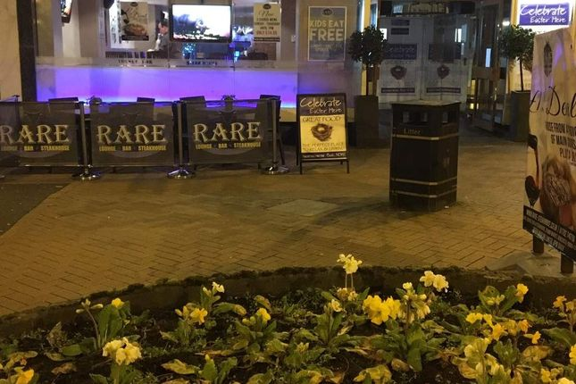 Restaurant/cafe for sale in Ironmarket, Newcastle-Under-Lyme