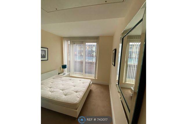 Master Bedroom of Balmoral Apartments, London W2