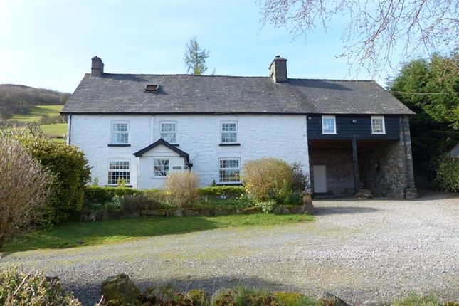 Thumbnail Detached house for sale in Llanwrthwl, Llandrindod Wells, Powys, 6Nu.