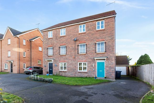 Thumbnail Semi-detached house for sale in St. Matthews Street, Burton-On-Trent