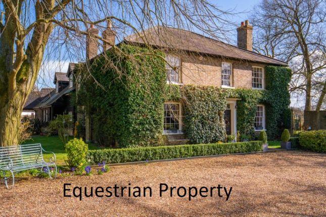 Thumbnail Country house for sale in Soulbury, Leighton Buzzard