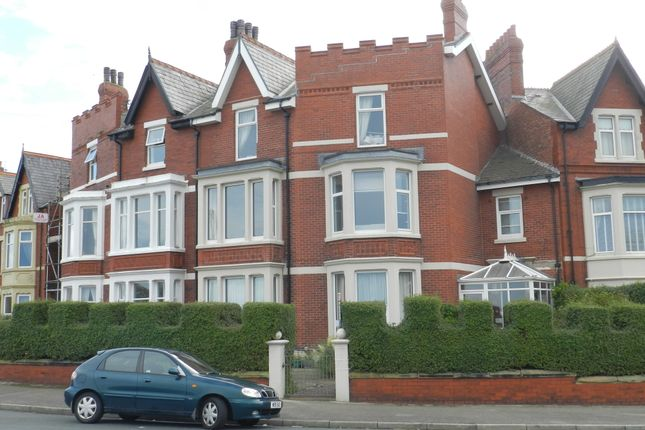 Thumbnail Flat for sale in Mount Road, Fleetwood
