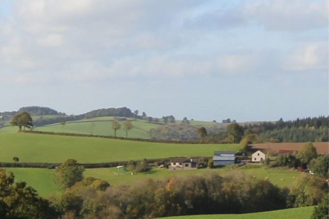 Thumbnail Detached bungalow for sale in Little Fairwood Farm & Cottage, Tedburn St Mary, Exeter
