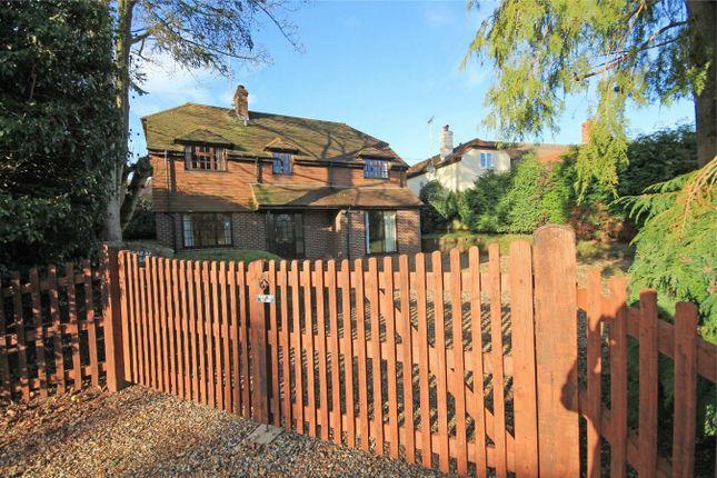 Thumbnail Detached house for sale in Wickham, Newbury, Berkshire