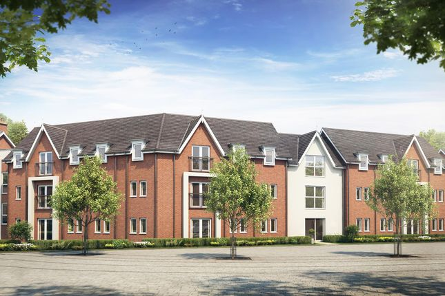"Thumbnail Flat for sale in ""William"" at Waterlode, Nantwich"