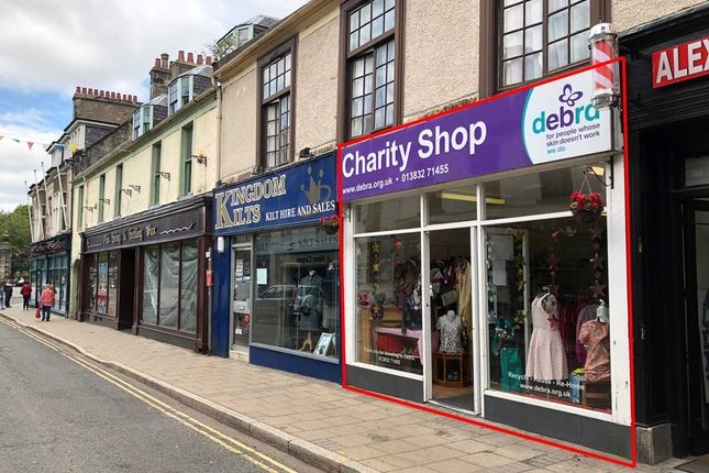 Thumbnail Retail premises to let in Bridge Street, Dunfermline