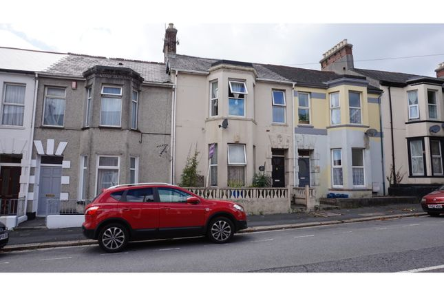 Thumbnail Flat for sale in Elliott Road, Plymouth