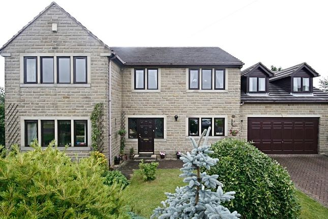 Thumbnail Detached house for sale in Santa Monica Road, Bradford, West Yorkshire