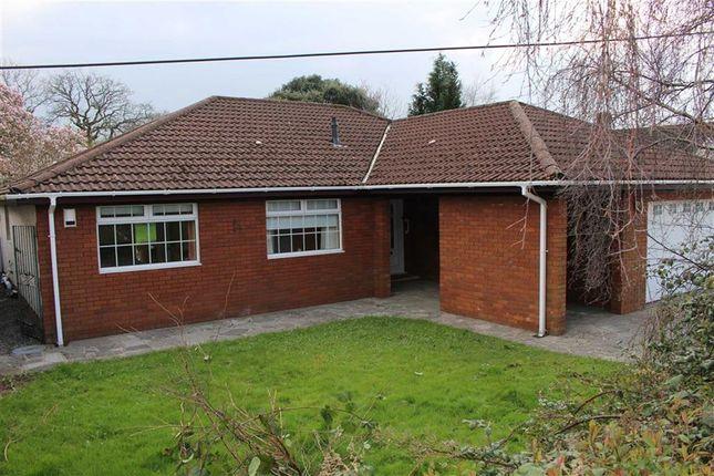 Thumbnail Detached house for sale in Plasgwyn Road, Pontarddulais, Swansea