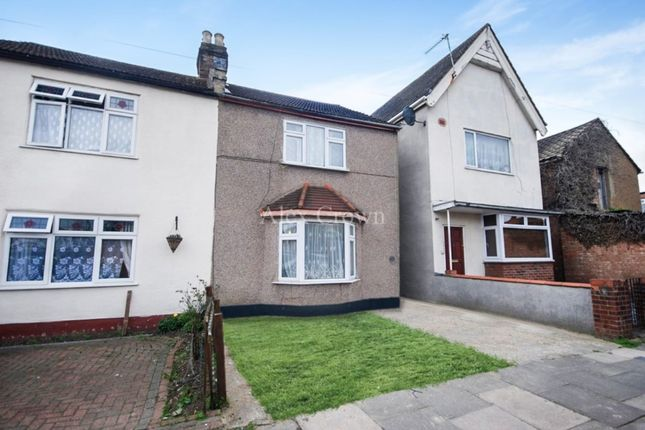 Thumbnail Semi-detached house for sale in Riley Road, Enfield