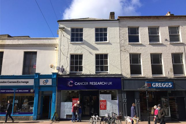 Thumbnail Retail premises for sale in North Street, Taunton, Somerset