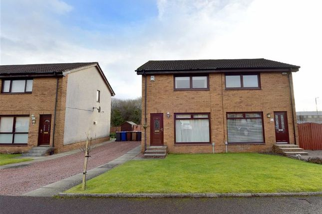 Thumbnail Semi-detached house for sale in Royal Inch Crescent, Braehead, Renfrew