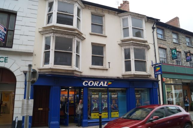 Thumbnail Town house for sale in 27, High Street, Cardigan
