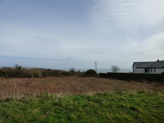 Rear Views of Bryn Hedd, Mynytho, Gwynedd LL53