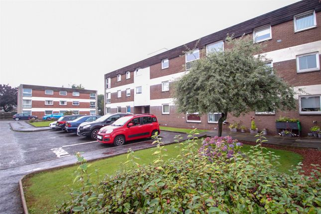 Thumbnail Flat for sale in Greenlaw Drive, Paisley