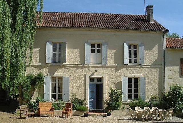 Thumbnail Detached House For Sale In Chalais, Angoulême, Charente, Poitou  Charentes,