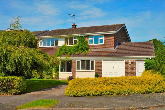 Thumbnail Detached house for sale in Park Crescent, Doveridge, Ashbourne