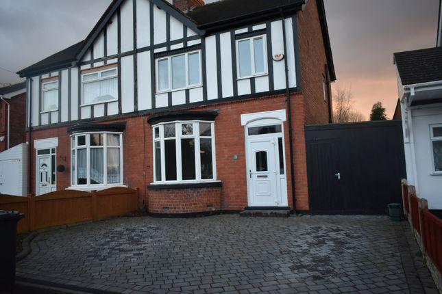 Thumbnail Property to rent in Richmond Road, Wolverhampton