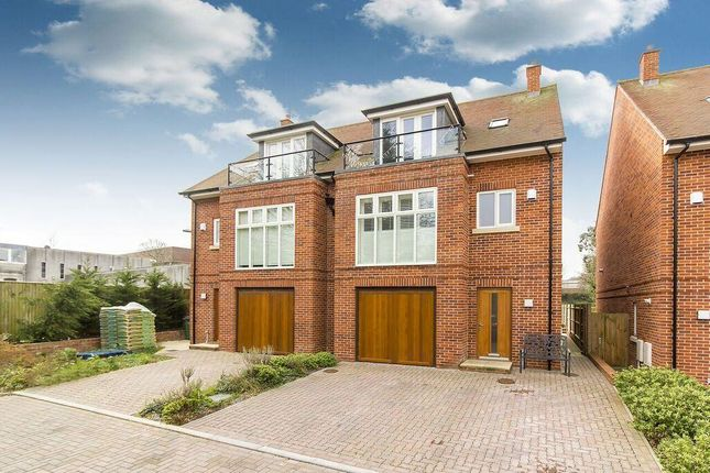 Thumbnail Semi-detached house for sale in Castle Mews, Folkestone