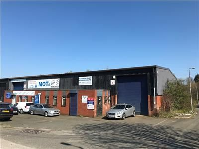 Thumbnail Industrial to let in Units At, Telford Road, Thornton Road Industrial Estate, Ellesmere Port, Cheshire