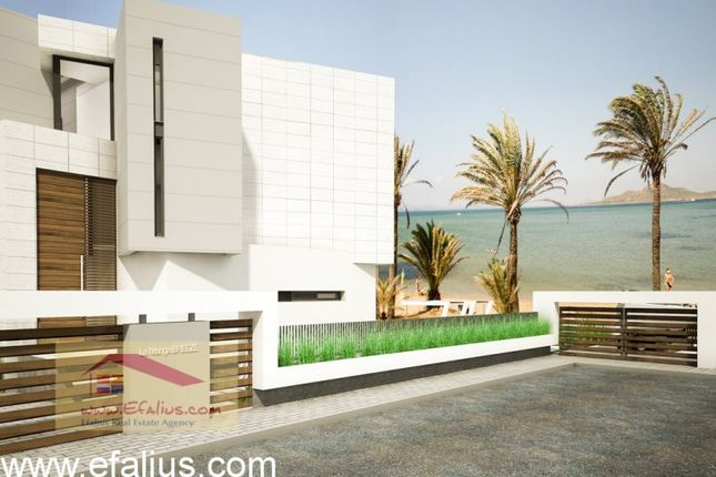 Thumbnail Villa for sale in La Manga Del Mar Menor, La Manga Del Mar Menor, San Javier