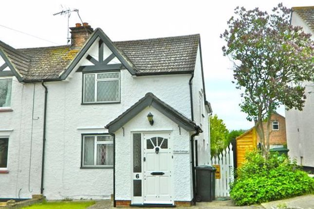 3 bed semi-detached house to rent in Malling Road, Teston, Maidstone ME18