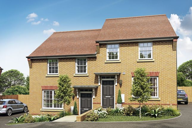 """Thumbnail End terrace house for sale in """"Archford"""" at Monkerton Drive, Pinhoe, Exeter"""