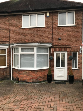Averil Road, Leicester LE5