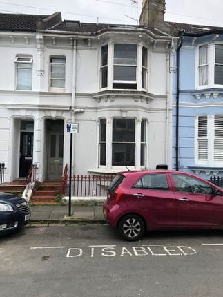 Thumbnail Terraced house to rent in Campbell Road, Brighton