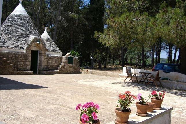 External of Casa Ruthe, Ceglie Messapica, Puglia, Italy