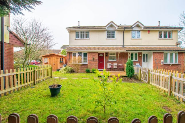 Thumbnail Semi-detached house for sale in Craiglee Drive, Cardiff