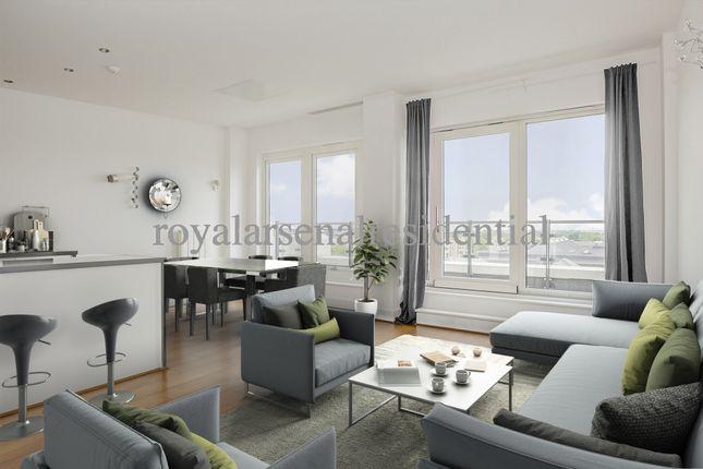 Thumbnail Flat for sale in Building 22, Cadogan Road, Royal Arsenal