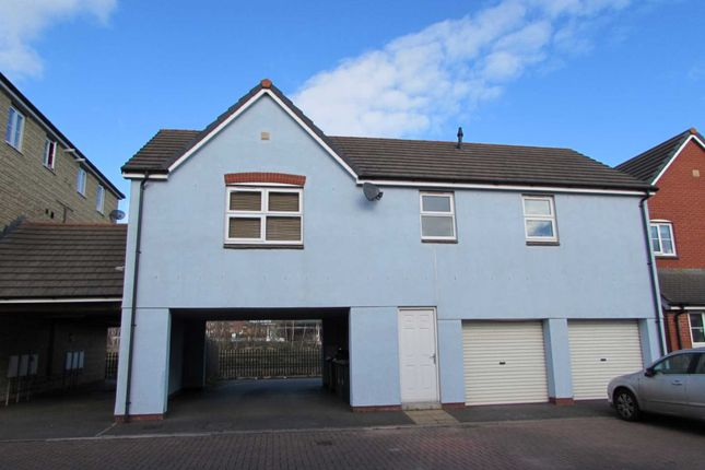 Thumbnail Parking/garage to rent in Chaucer Grove, Exeter