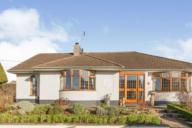 Thumbnail Detached bungalow for sale in Pinfold Road, Giltbrook, Nottingham
