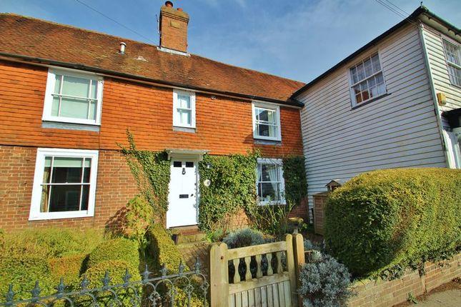 Thumbnail Terraced house for sale in High Street, Ticehurst, Wadhurst