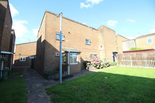 End terrace house for sale in Charston, Greenmeadow, Cwmbran