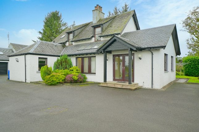 Thumbnail Semi-detached house for sale in Pine Cottage, Gartmore, Stirlingshire