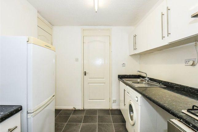 Kitchen of Flat 4, Clavering Street East, Paisley, Renfrewshire PA1