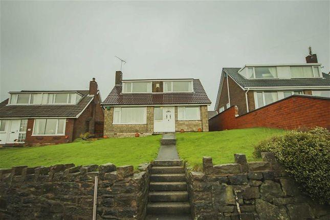Thumbnail Detached bungalow for sale in Briercliffe Road, Burnley, Lancashire