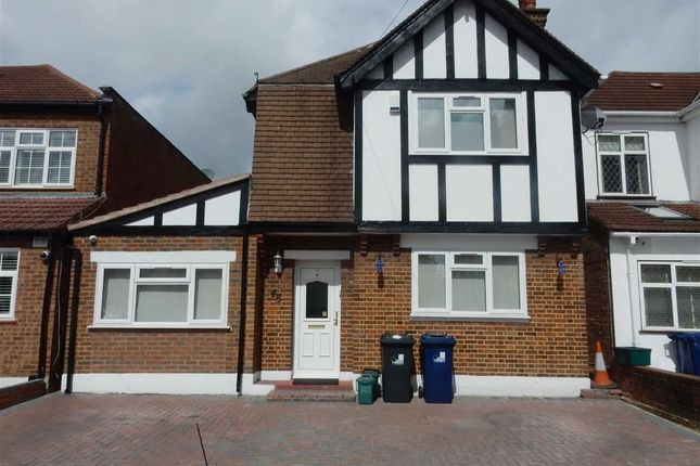 Thumbnail Detached house for sale in Shaftesbury Avenue, Southall, Middlesex