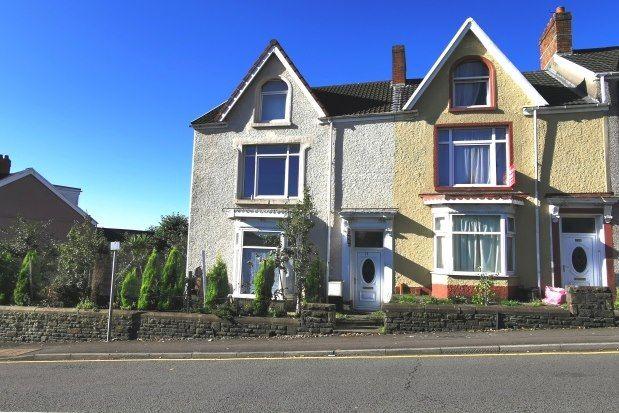 Thumbnail 1 bed flat to rent in Glanmor Road (Ground Floor), Swansea