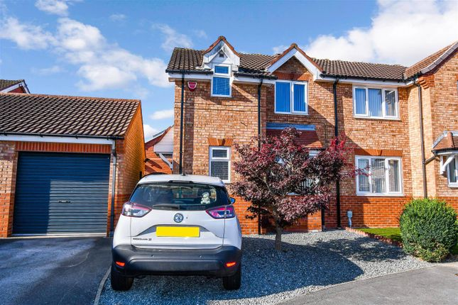 3 bed semi-detached house for sale in Downhill Drive, Bransholme, Hull HU7