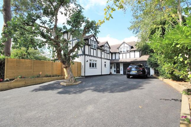 Thumbnail Detached house for sale in Parkway, Shenfield, Brentwood