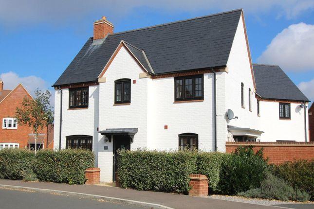 3 bed semi-detached house for sale in Juliet Drive, Brackley NN13