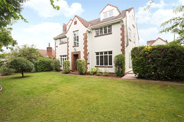 Thumbnail Detached house for sale in Bristol Road, Frenchay, Bristol, Gloucestershire
