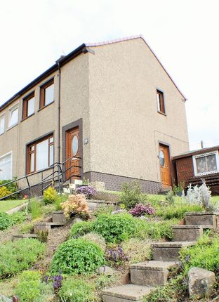 Thumbnail Semi-detached house to rent in Tay Terrace, Dunfermline, Fife KY114Bs