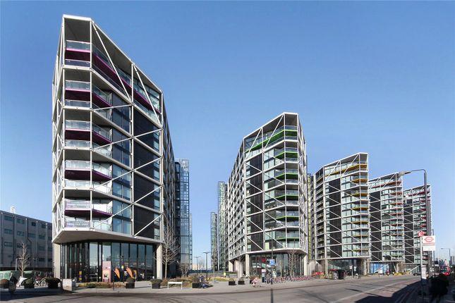 Thumbnail Flat for sale in Riverlight Five, Nine Elms, Vauxhall, London