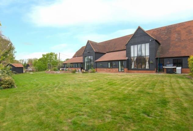 Thumbnail Barn conversion for sale in Generals Lane, Boreham, Chelmsford, Essex