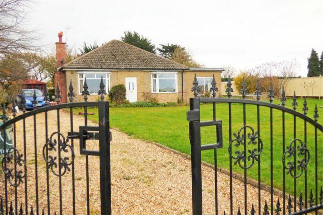 4 bed detached bungalow for sale in Elton Road, Stibbington, Peterborough, Cambridgeshire