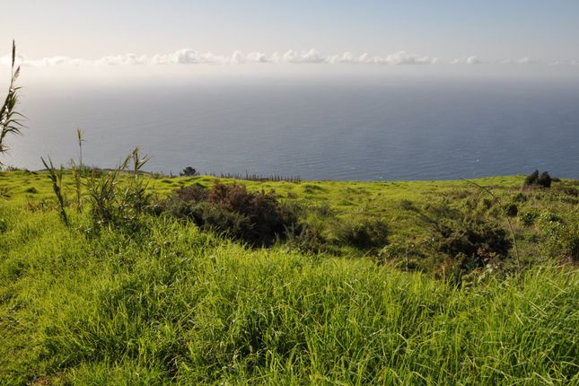 Thumbnail Land for sale in 9370 Estreito Da Calheta, Portugal